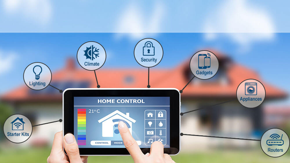 The convergence of home automation